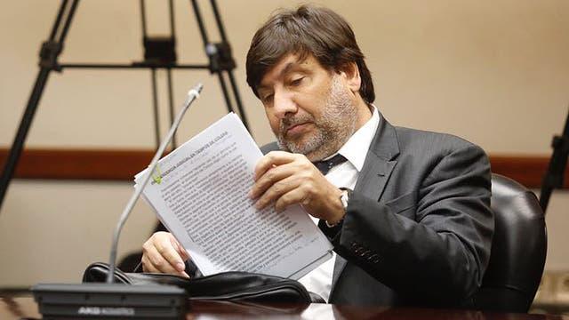 Tonelli aseguró que Eduardo Freiler