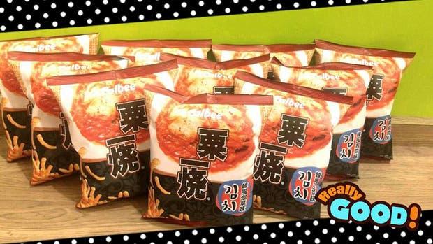 Locos por papas fritas: por la escasez, en Japón pagan mucho por un paquete