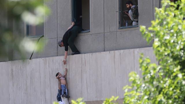 Estado Islámico el atacó al Parlamento de Irán