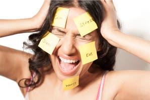 Check list: síntomas de que estás muy estresada