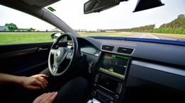 Las máquinas que aprenden han llevado a los primeros autos sin conductor.