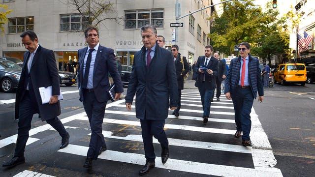Macri recibe a los gobernadores para analizar el plan de reformas