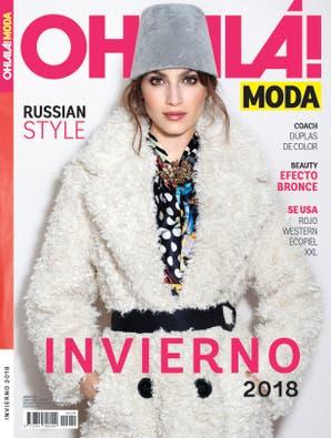 Ya está en los kioscos la nueva edición de OHLALÁ! Moda