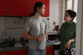 Adrián y su pareja, Adriana Colombi, de 35 años, decidieron no tener hijos