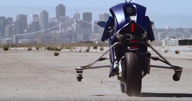 El Motobot en acción