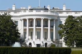 La Casa Banca, sede del gobierno de los EE.UU.