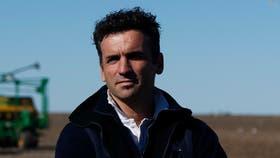 """Juan Ioele: """"El maíz es uno de los cultivos que mejor correlaciona agua útil en el suelo con rinde"""""""