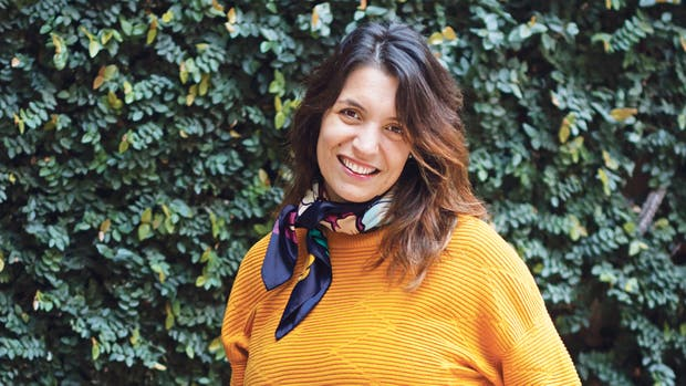 Victoria Ranni, la socia de la semana