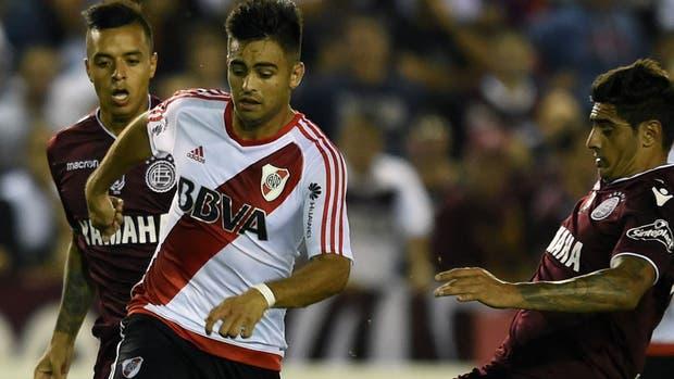 El último Lanús-River fue victoria para el millonario, en el torneo pasado, por 3-1