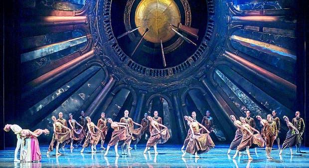 Un fenómeno escénico que desborda la danza