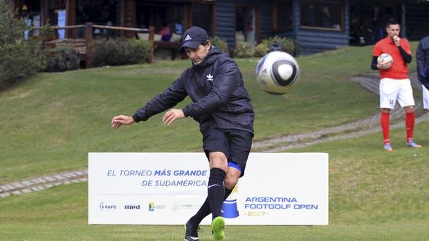 """""""La Argentina tiene jugadores y tiene potencial. Espero que alguna vez la suerte juegue de nuestro lado"""", dice Ayala sobre la selección"""
