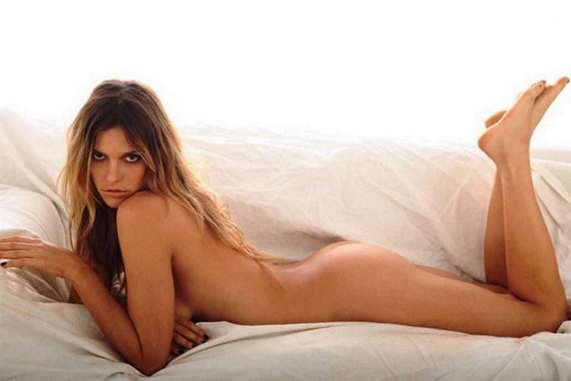 Fernanda Lima tiene 36 años y tiene una figura envidiable. Foto: Archivo