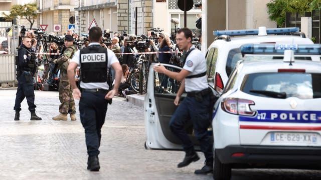 La policía afirma que no fue un accidente, si no un ataque intencional
