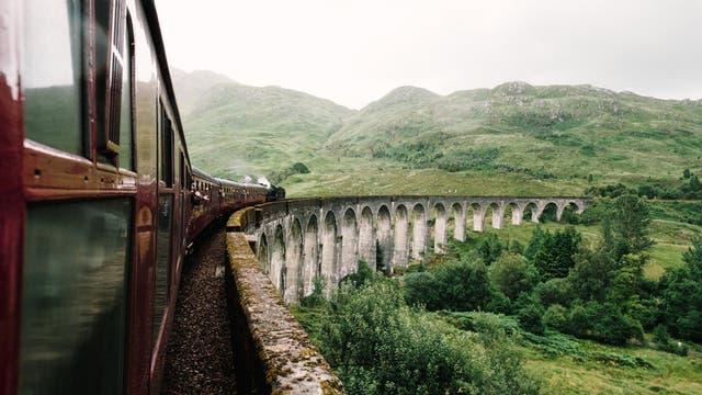 Una de las fotografías que sacó en sus vimpactantes viajes