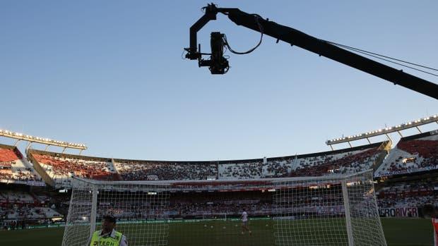 La nueva TV para el fútbol