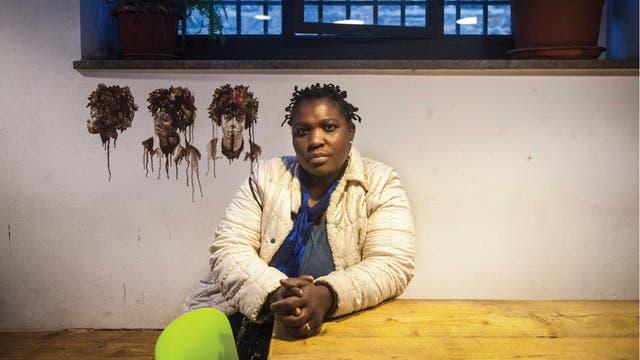 Osas Egbon, ex prostituta que defiende a las inmigrantes