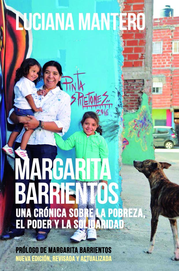 Autora: Luciana Mantero. Editorial Paidós