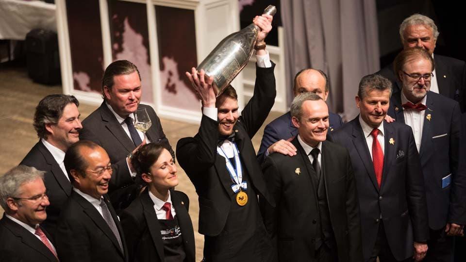 El sueco Jon Arvid Rosengren fue el ganador de la competencia. Foto: LA NACION / Soledad Aznarez / Enviada especial
