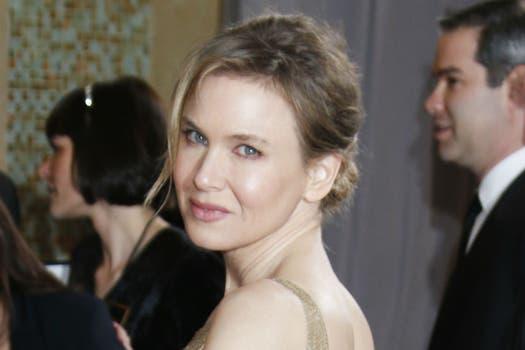 Renée Zellweger, de 43. Sutiles retoques para actualizar el rostro de la ex Bridget Jones. Foto: AP