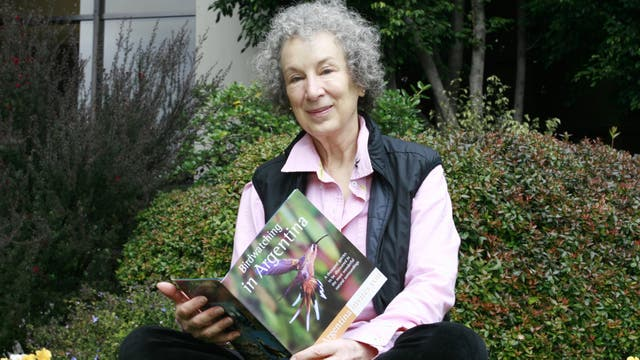 Margaret Atwood (Canadá)