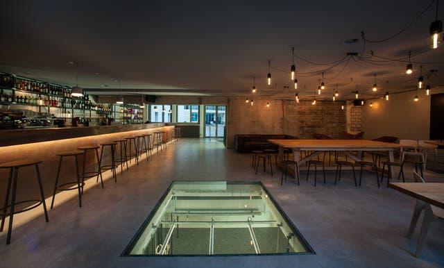 Bar & Gimnasio Balboa