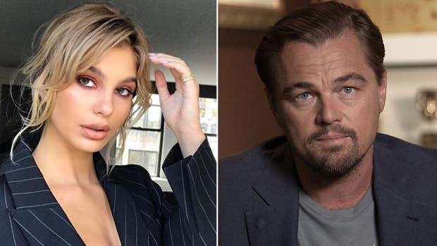 Encontraron a Leonardo DiCaprio saliendo de la casa de una famosa argentina