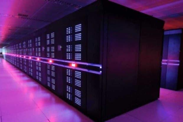 Una vista de Tianhe-2, la supercomputadora china que volvió al tope del ranking de los equipos más rápidos del mundo
