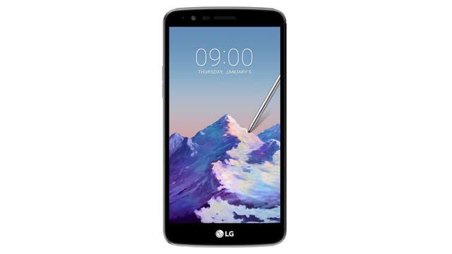 LG Stylus 3, el smartphone con el puntero lápiz y Android 7