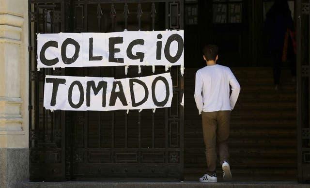 El Nacional Buenos Aires está tomado desde la semana pasada