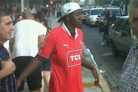 Caicedo, por las calles de Avellaneda