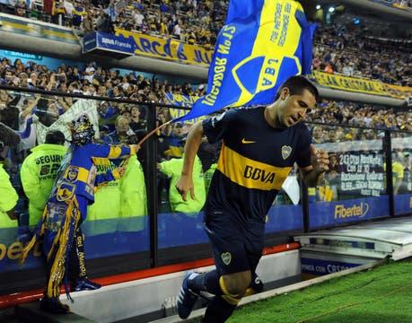 En la vuelta de Riquelme, Unión le ganó 3-1 al equipo de Bianchi en la Bombonera. Foto: Télam