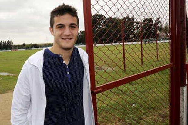 Francisco Pizzini fue uno de los jugadores promocionados por el Tolo