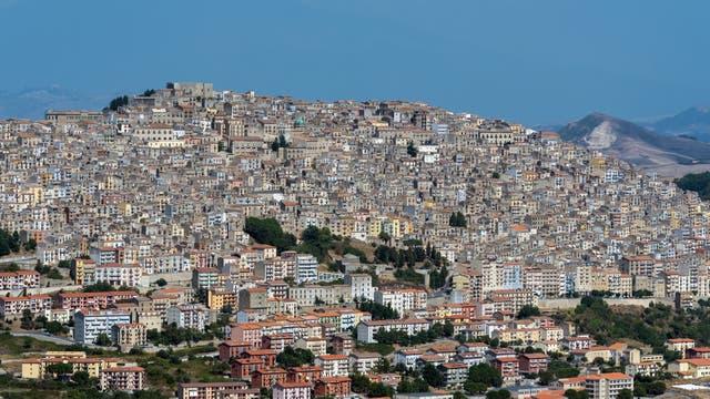 Gangi en Sicilia es otro pueblo en búsqueda de habitantes