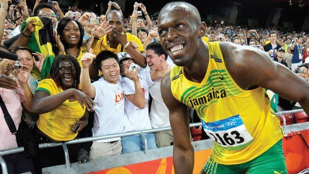 Usain Bolt es el maestro de la nueva generación — Pelé