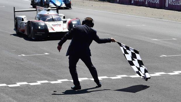 El final tras 24 horas de acción en Le Mans