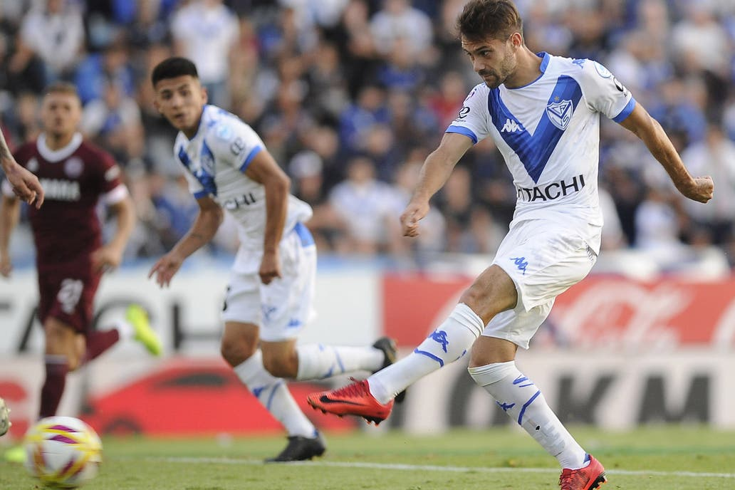 Deportivo: Vélez Sarsfield goleó a Newell's en el Amalfitani