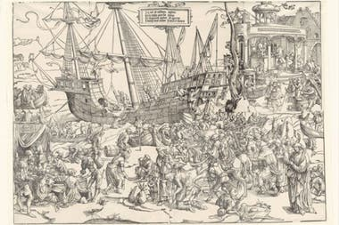 El libro de Wilson-Lee incluye ilustraciones de la época.