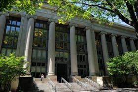 Hardvard es la universidad más prestigiosa del mundo, según el ranking