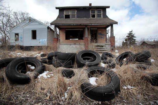 Las fotos de la ciudad de Detroit. Foto: Reuters