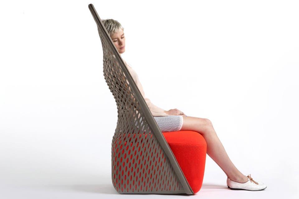 Nuevos diseños: ¿pondrías este sillón en tu living?