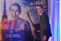 """Di María, en su presentación en PSG: """"Quiero volver a ganar la Liga de Campeones"""""""