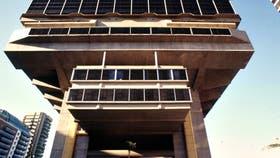 El edificio de la Biblioteca Nacional donde hubo 240 despidos