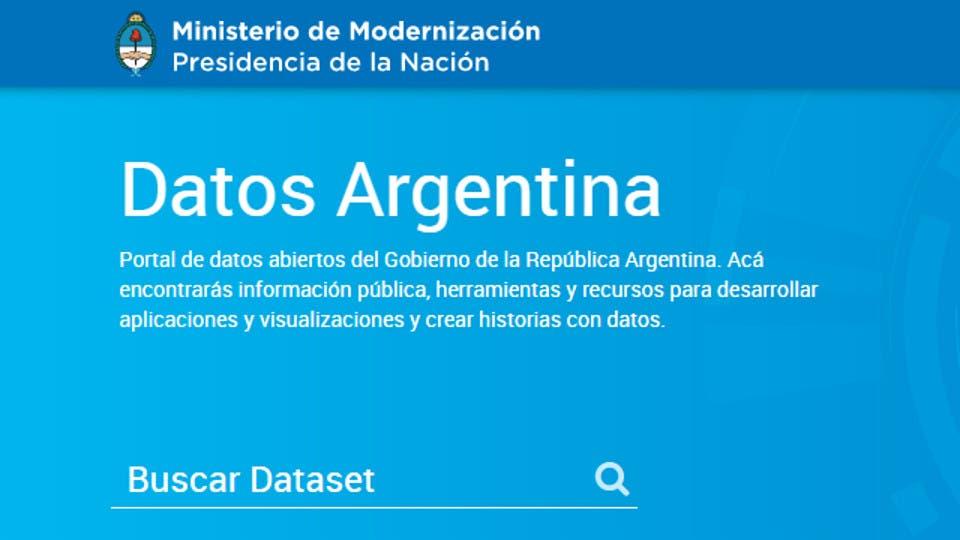 www.datos.gob.ar