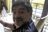 Maradona opinó sobre el presente de Higuaín en Napoli y pensó en un inglés para reemplazarlo