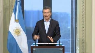 Mauricio Macri sobre los aumentos en el combustible