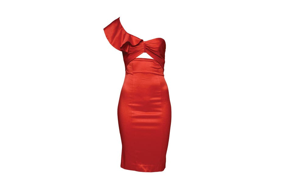 Vestido (Las Oreiro, $5030).