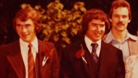Los hermanos David, Vincent y Barry murieron como resultado del contagio con sangre contaminada.