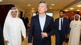 """""""Un socio estratégico"""", la definición para Dubai"""