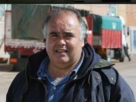 Jorge Omar Castillo, dueño de la feria punta mogote