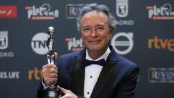 Oscar Martínez ganó el galardón como Mejor Actor